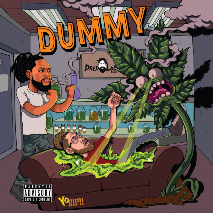 "cover-use- Florida's Yo Simi & Dredloc Esco Link Up For ""Dummy"""