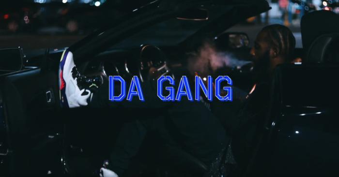"loudpacc-p Loudpacc P ""Da Gang"" (shot by: ADRvisuals)"