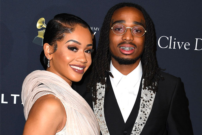 saweetie-quavo-cd It Go Down In The DM: Quavo Reveals His First DM To Saweetie!
