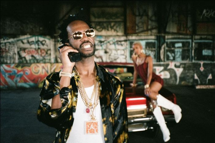"unnamed-17 Juicy J Unveils Visuals For ""Load It Up"" Ft. NLE Choppa (Video)"