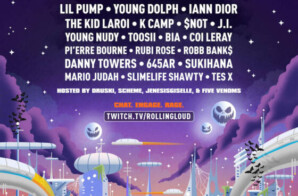 "Trippie Redd, Gunna, Young Dolph, Lil Pump & more to perform on Rolling Loud's Halloween ""Loud Stream"""