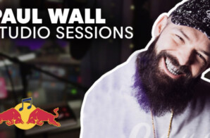 In Studio w/ Paul Wall at Red Bull Music Studios- New LP & Doc Out Now!
