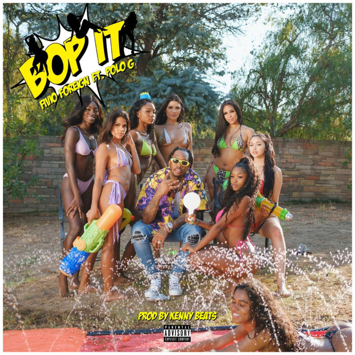 "unnamed FIVIO FOREIGN, POLO G, AND KENNY BEATS DROP NEW MUSIC VIDEO FOR ""BOP IT"""