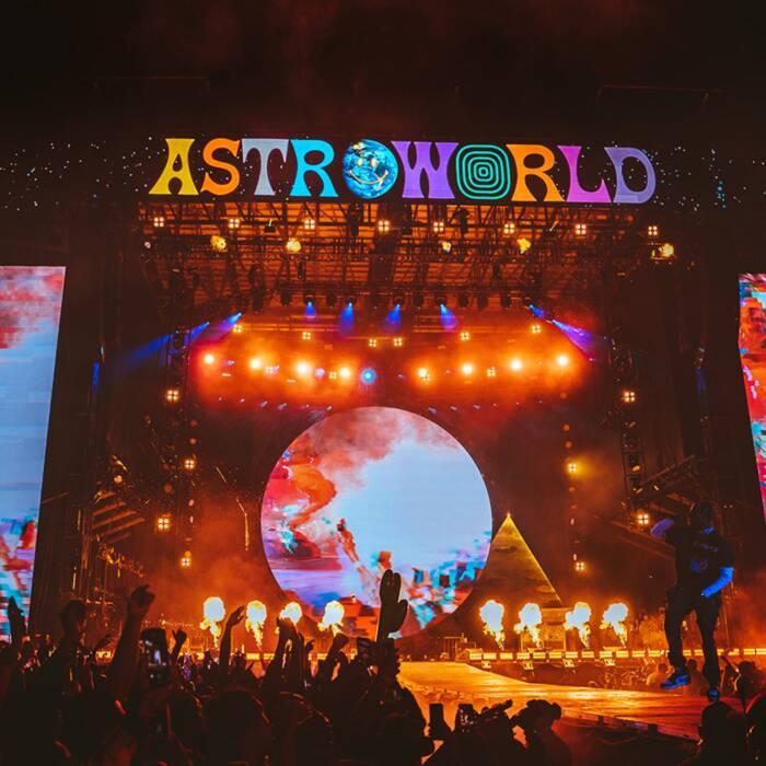15-Astroworld Travis Scott Announces Astroworld Festival's Return in 2021!