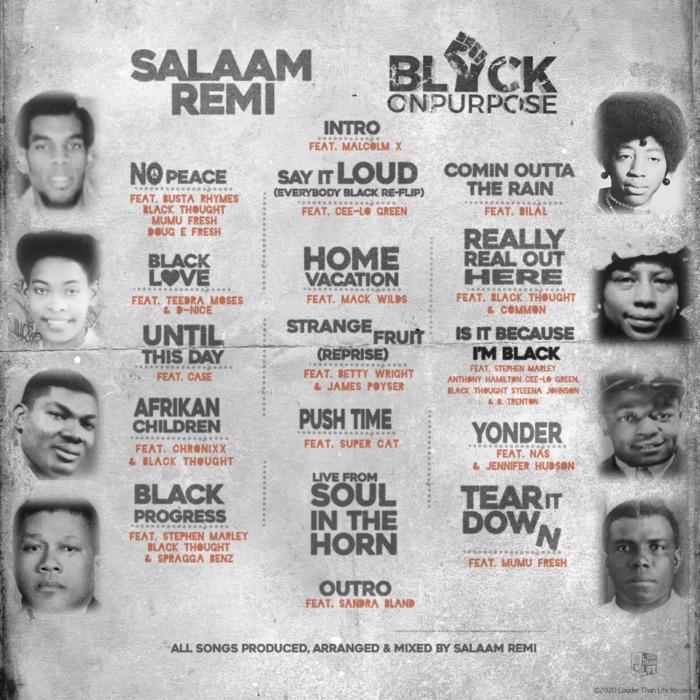 "Black-On-Purpose-Final-Back-Cover Salaam Remi Returns With ""Black on Purpose"" Ft. Nas, Common & More! (Album)"