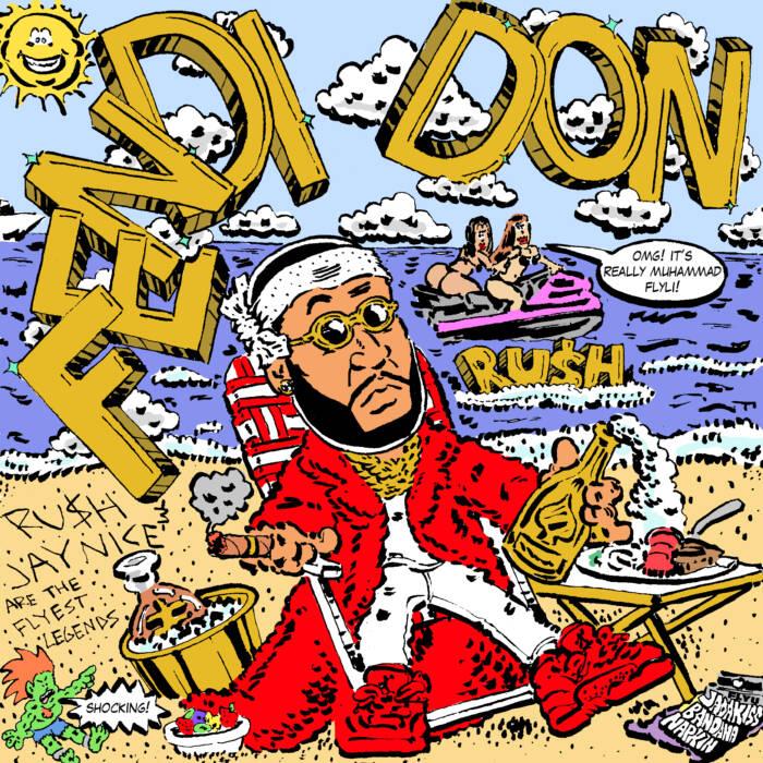 Fendi-Don RU$H - Fendi Don (Album)