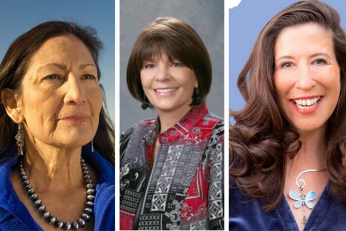 New-Mexico-becomes-the-first-state-to-elect-all-women-of-color-to-the-House NEW MEXICO BECOMES THE FIRST STATE TO ELECT ALL WOMEN OF COLOR TO THE HOUSE
