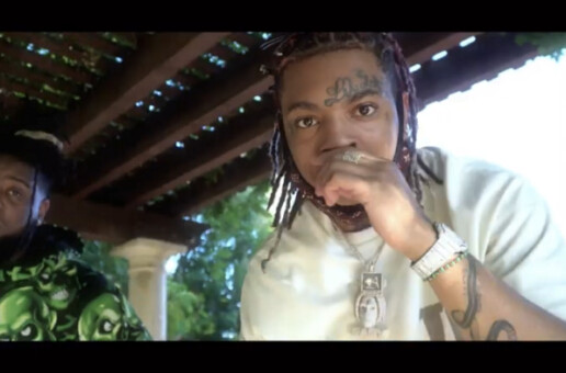 DIZ448 – Rush Ft. Lil Gotit (Video)