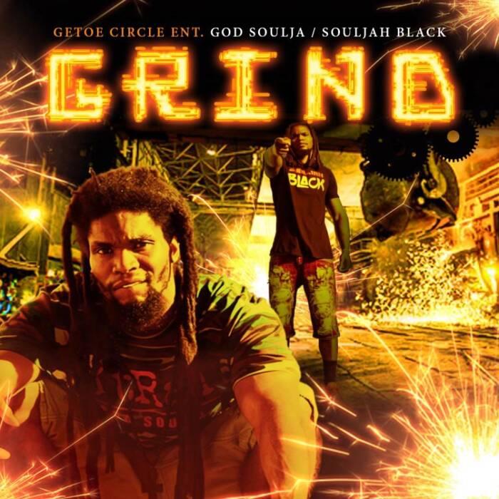 grind God Soulja & Souljah Black - Grind