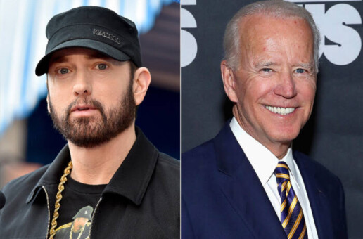 "Eminem For Biden! Watch His ""Lose Yourself"" Election Ad! (Video)"