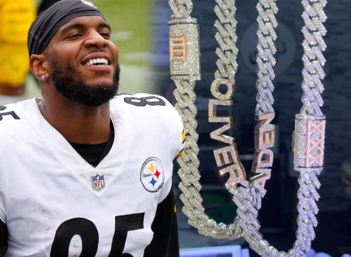 image6 Custom Diamond Chains Created by ERIC EBRON for his  sons