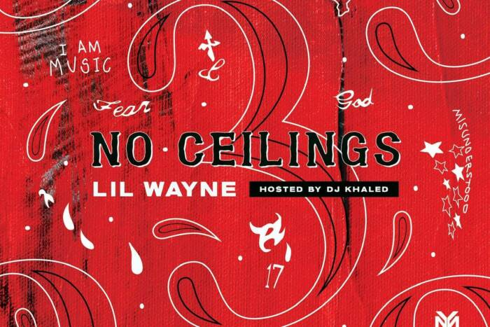 "lil_wayne_no_ceilings_3_cover_artwork_hustle_grl.0 Lil Wayne Drops ""No Ceilings 3"" (Mixtape)"