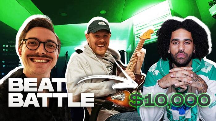 maxresdefault-6 KENNY BEATS and MIXEDBYALI - $10,000 BEAT BATTLE FINAL with MARC REBILLET
