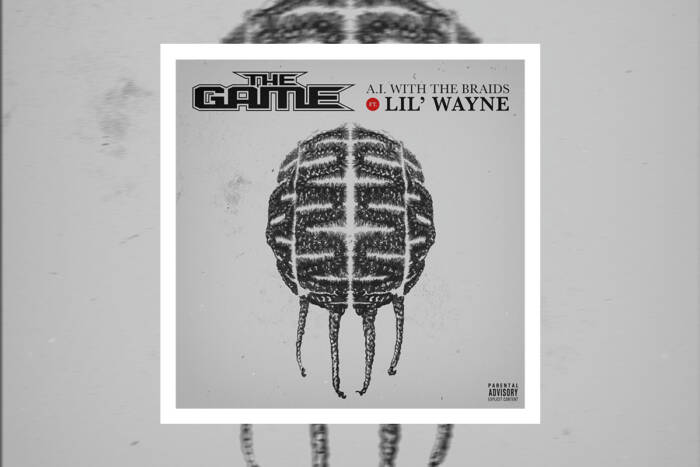"the-game-lil-wayne-a-i-with-the-braids-single-stream-1 The Game & Lil Wayne Pay Homage to Allen Iverson on ""A.I. With The Braids"""