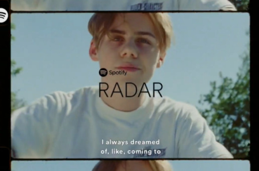 THE KID LAROI TEAMS UP WITH SPOTIFY FOR RADAR MINI-DOCUMENTARY