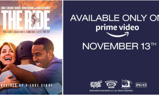 "Inspirational Drama ""The Ride"" Starring Chris 'Ludacris' Bridges Slated for Digital Release on Amazon Prime Video"