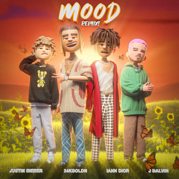 "unnamed-1-7 24KGOLDN TEAMS UP WITH JUSTIN BIEBER AND J BALVIN FOR REMIX OF ""MOOD"" FT. IANN DIOR"