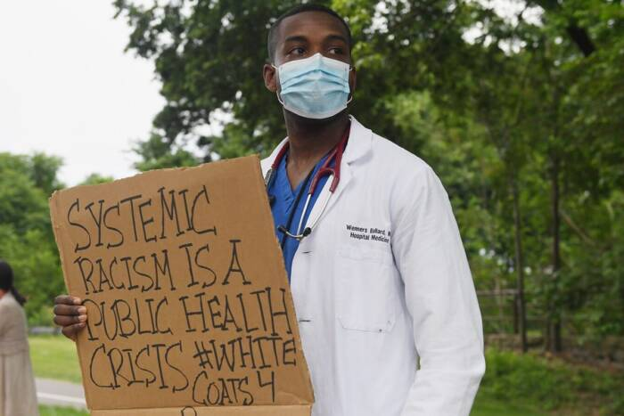 American-Medical-Association-recognizes American Medical Association recognizes  racism as a public health threat