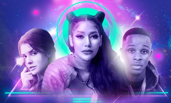 Artists_small Toosii, Farina, and Amanda Cerny Partner on VR Concert