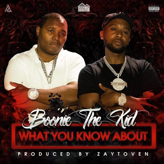 Boonie Boonie The Kid - What You Know About (Video)