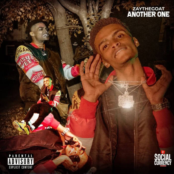 "C26104E5-594C-427C-A98A-45CB68910F57 ZayTheGOAT Releases Highly-Anticipated Single, ""Another One"""