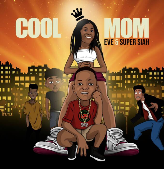 Cool-Mom-Artwork Super Siah - Cool Mom