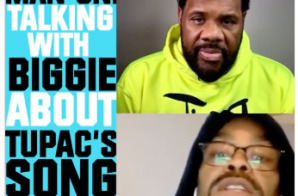 "Method Man Shares His Thoughts on Tupac's ""Hit Em Up"" on Fatman Scoop TV (Video)"