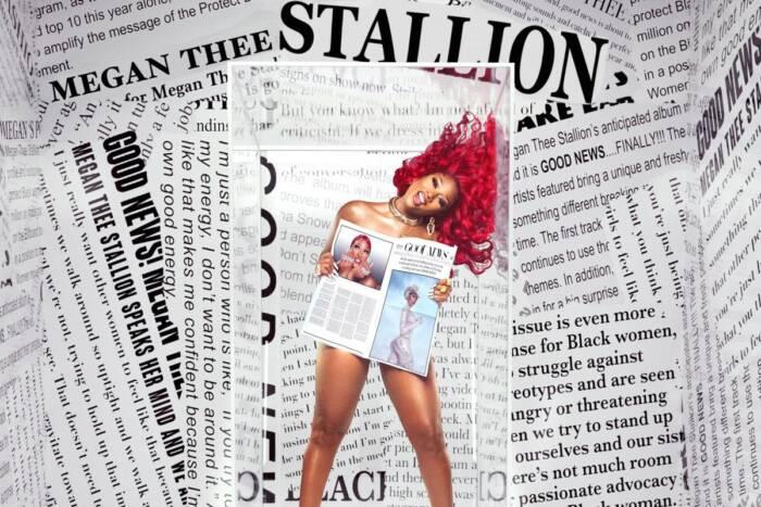 Megan-Thee-Stallion-releases-Good-News Megan Thee Stallion releases 'Good News'