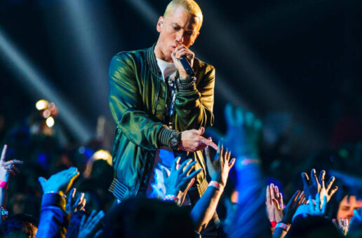"Eminem's ""Music To Be Murdered By – Side B"" Debuts at No. 3!"