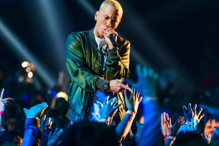 "eminem-album-sequel-music-to-be-murdered-by-2020-info-001-1 Eminem's ""Music To Be Murdered By - Side B"" Debuts at No. 3!"