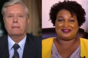 ACCORDING TO SEN. LINDSEY GRAHAM, GEORGIA REPUBLICANS WERE 'CONNED' BY STACEY ABRAMS