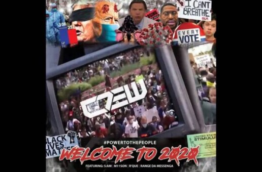 """Welcome To 2020"" ft S:AM, M11SON, RQUE, RANGE DA MESSENGA (OFFICIAL VIDEO)"