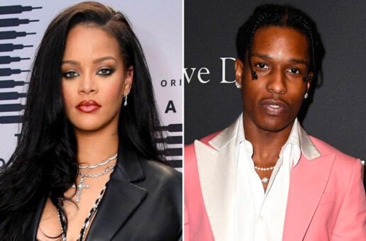 Dating Rumors: Rihanna & A$AP Rocky Spotted Together!