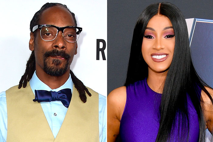 "snoop-dogg-cardi-b Snoop Dogg Gets Dragged For ""WAP"" Critique!"