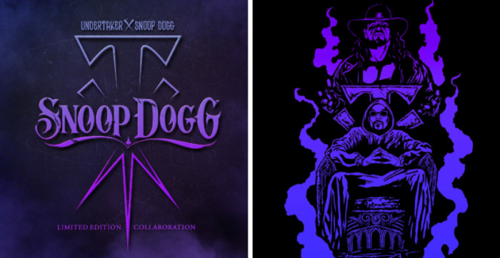 undertaker Snoop Dogg Releases New Clothing Line With The Undertaker
