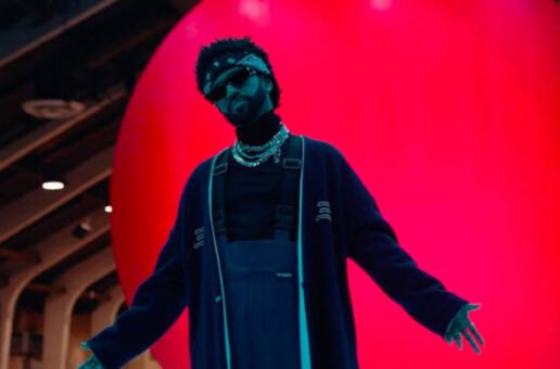 "Big Sean Shares ""Wolves"" BTS Footage w/ Post Malone! (Video)"