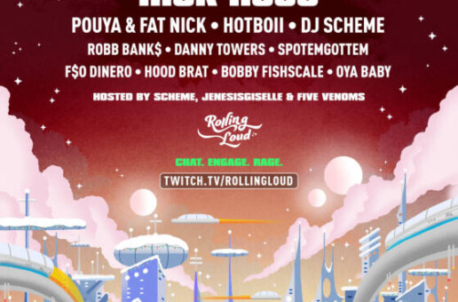 "Rolling Loud Announces ""Home For The Holidaze"" Presented by Xfinity"