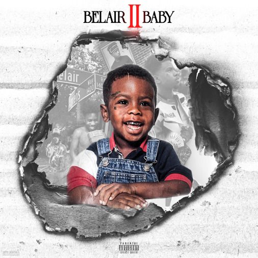 unnamed-2-1 LBS KEE'VIN HITS BACK WITH NEW MIXTAPE BELAIR BABY II