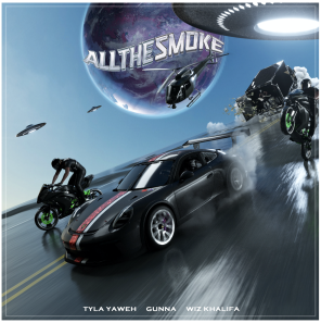 "Tyla Yaweh, Gunna + Wiz Khalifa Link For New Song ""All The Smoke"""