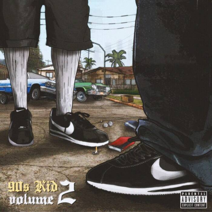 EownbURU0AQZWUQ-750x750-1 West Coast Artist King Lil G Drops New Album '90's Kid Vol. 2