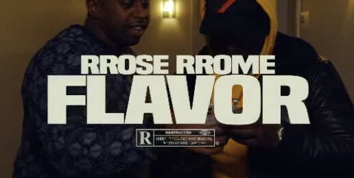 RRose RRome – Flavor (Freestyle Video)