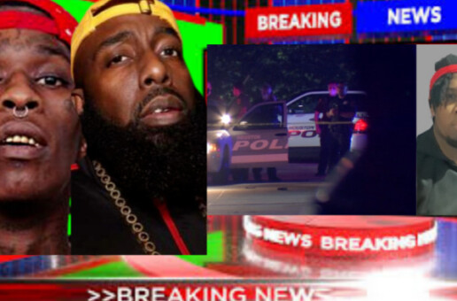 Y Sit GetteUp 'turns himself in' to police over block party 'shooting'