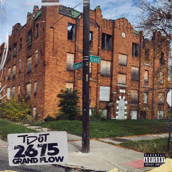"T-Dot-2675-GRAND-FLOW T Dot ""2675 Grand Flow"" Presents a Grand Rise"
