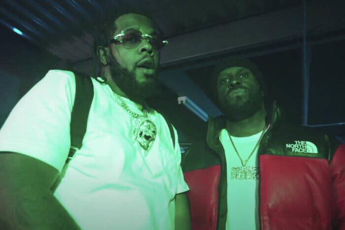 """image1 FUNKMASTER FLEX AND ROWDY REBEL """"RE ROUTE"""""""