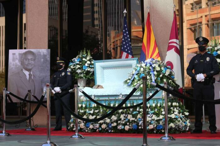 image17-2 DURING VIRTUAL FUNERAL FOR CIVIL RIGHTS ICON, HACKERS USE RACIAL SLURS