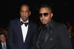 "NAS ""HONORED"" TO HAVE ENGAGED IN RAP BEEF WITH JAY-Z"