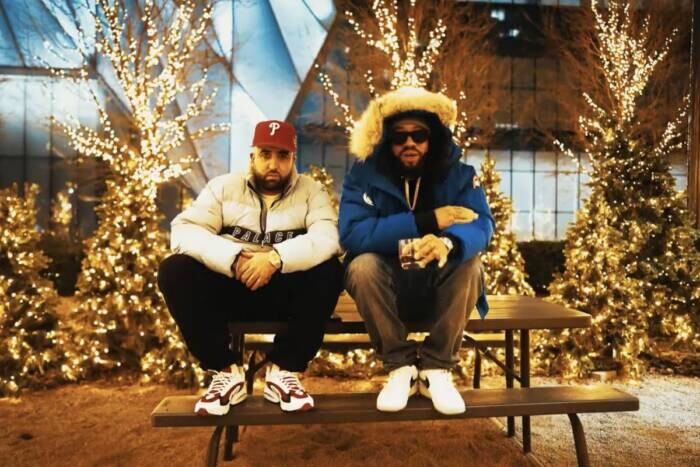 """image6-3 LARRY JUNE AND JAY WORTHY COLLABORATE FOR """"DEAR WINTER"""" VIDEO"""