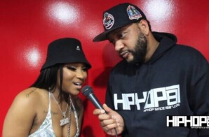Erica Banks Live Interview with HipHopSince1987
