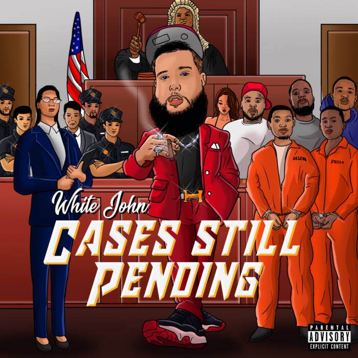 unnamed-16 Inglewood Artist White John Shares 'Cases Still Pending' EP ft. Rucci & OMB Peezy