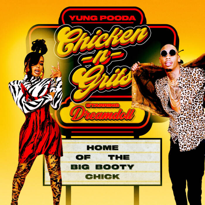 "unnamed-7 TEXAS RAPPER YUNG POODA DELIVERS ""CHICKEN 'N GRITS"" VISUAL FEATURING DREAMDOLL"